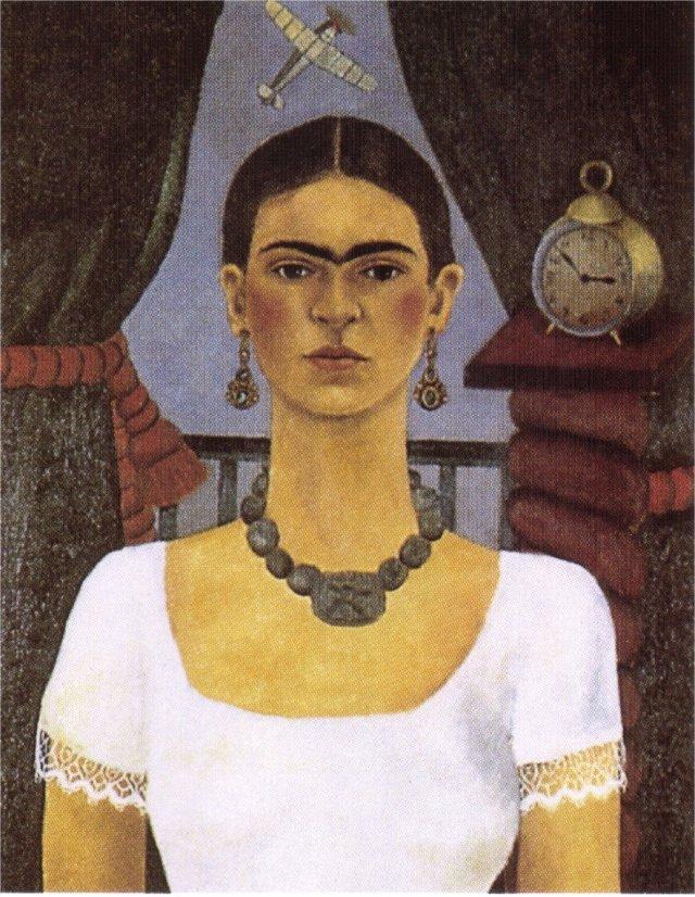 self-portrait-time-flies-1929