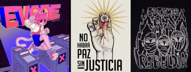 Arte: Mujeres Gráficas y el Movimiento Social enChile.